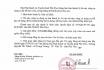 Thông báo Thanh lý tài sản, công cụ dụng cụ của Đài PT và TH Phú THọ