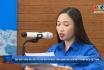 Gặp mặt đoàn đại biểu dự đại hội đại biểu toàn quốc hội liên hiệp thanh niên Việt Nam