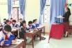 Phổ biến giáo dục pháp luật trong trường học