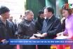 Phó Thủ tướng Chính phủ tặng quà cho các gia đình chính sách, hộ nghèo