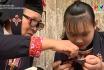Sắc màu Tây Bắc - Họa tiết thổ cẩm người Dao