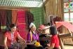 Sắc màu Tây Bắc - Thổ cẩm xóm Chiềng