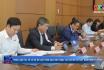 Thảo luận tại tổ về dự án luật hòa giải, đối thoại tại tòa án và luật giám định tư pháp