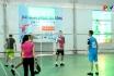 Vận động viên quay trở lại tập luyện sau thời gian nghỉ dịch COVID-19