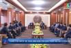 Thương trực ban Bí thư Trung ương đảng Trần Quốc Vượng làm việc tại Phú Thọ
