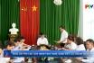 Đồng chí Phó Chủ tịch UBND tỉnh thăm, động viên các doanh nghiệp