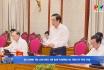 Bộ Chính trị làm việc với Ban thường vụ Tỉnh ủy Phú Thọ