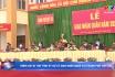 Đồng chí Bí thư Tỉnh ủy dự lễ giao nhận quân tại thành phố Việt Trì