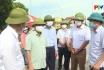 Chủ tịch UBND tỉnh kiểm tra công tác phòng, chống dịch Covid-19
