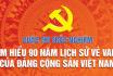 """Thể lệ Cuộc thi trắc nghiệm: """"Tìm hiểu 90 năm lịch sử vẻ vang của Đảng Cộng sản Việt Nam"""""""