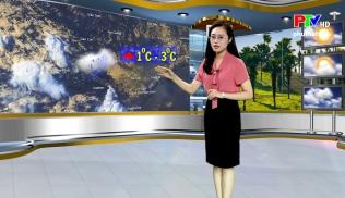 Dự báo thời tiết ngày 29-5-2020