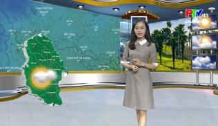 Dự báo thời tiết ngày 16-11-2019