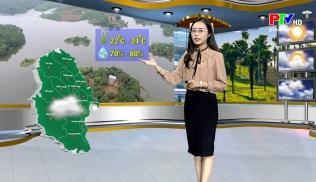 Dự báo thời tiết ngày 18-10-2020