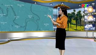 Dự báo thời tiết ngày 9-5-2021
