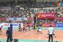Sôi động giải bóng chuyền Cup Hùng Vương 2021