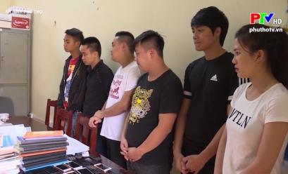 An ninh Phú Thọ - Đấu tranh phòng chống tội phạm và tệ nạn xã hội