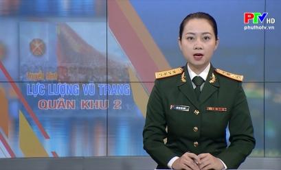 Truyền hình LLVT QK2 ngày 20-1-2021