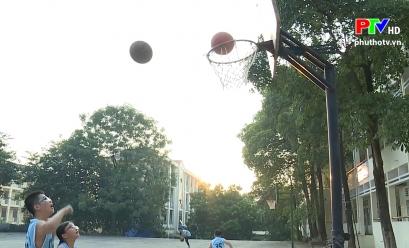 Bóng rổ - môn thể thao học đường
