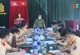 An ninh Phú Thọ ngày 10-9-2021