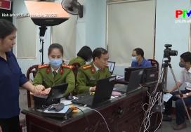 An ninh Phú Thọ ngày 21-5-2021