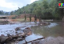 An ninh Phú Thọ: Chiến sỹ không quân hàm