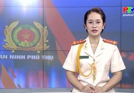 An ninh Phú Thọ ngày 9-4-2021