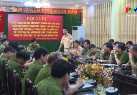 An ninh Phú Thọ: Những điểm mới trong công tác đảm bảo trật tự ATGT