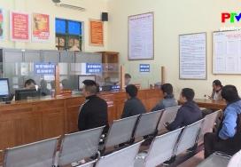 An ninh Phú Thọ: Thước đo cải cách hành chính