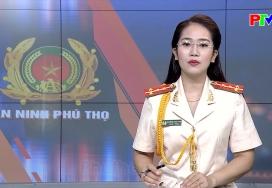An ninh Phú Thọ ngày 20-8-2021