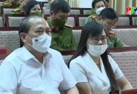 Anh ninh Phú Thọ ngày 8-10-2021
