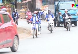 An toàn giao thông ngày 26-3-2021