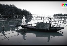 Đến với bài thơ hay: Chấp chới sông Lam