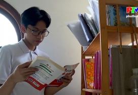 Bông hoa đất Tổ: Lương Minh Hiếu - cậu học trò đa tài