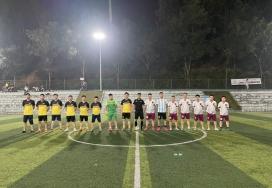 Đội bóng PTV FC thắng trận thứ 3 tại giải bóng đá Auto&Bank Cup 2021
