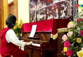 Ca nhạc thiếu nhi - Tiếng đàn Piano ngày 20-1-2021