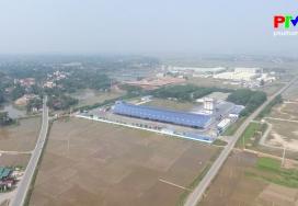 Các khu công nghiệp tỉnh Phú Thọ phát triển bền vững