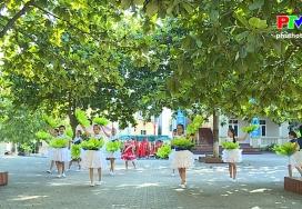Ca nhạc thiếu nhi: Tiếng hát ngày khai trường