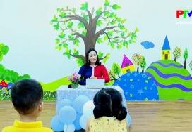 Câu chuyện tuổi thơ - Sự tích con nhái
