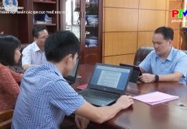 Cải cách hành chính: Hoàn thành hợp nhất các chi cục thuế khu vực