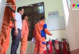 Đảm bảo vệ sinh an toàn lao động trong ngành điện