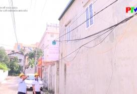 An toàn điện trong mùa mưa bão