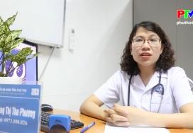 Chăm sóc sức khỏe người cao tuổi mùa dịch