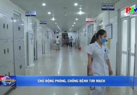 Chủ động phòng, chống bệnh tim mạch