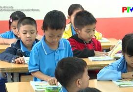 Điểm mới trong đánh giá học sinh tiểu học