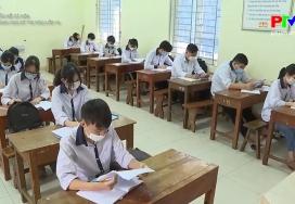 Sẵn sàng cho kỳ thi vào lớp 10