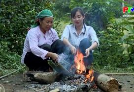 Đặc sắc cơm Lam người Mường