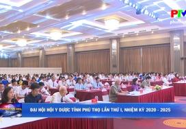 Đại hội Hội Y dược tỉnh Phú Thọ lần thứ I, nhiệm kỳ 2020 - 2025
