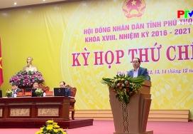 Tổng hợp phiên chất vấn, trả lời chất vấn tại Kỳ họp thứ Chín, HĐND tỉnh khóa XVIII