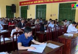 Đảng bộ xã Thái Sơn lãnh đạo phát triển kinh tế xây dựng nông thôn mới