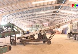 Đẩy mạnh cung ứng phân bón trả chậm cho nông dân